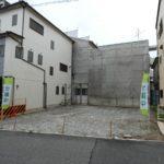 住之江区住之江2丁目 自由設計可能な新築戸建て2区画
